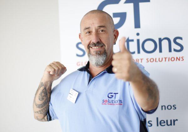 Nouveau : GT solutions a désormais un ambassadeur de la sécurité